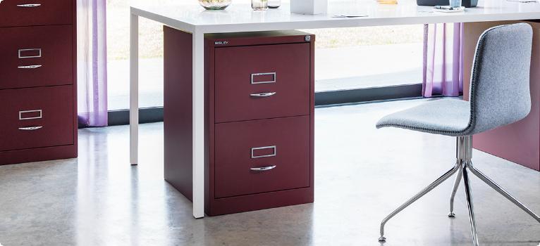 Bisley Suspension file cabinets
