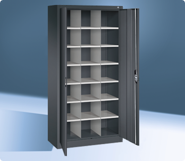 Cupboards compartments